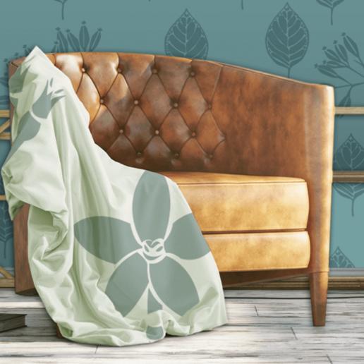 collection Asita, LOTTI HAEGER DESIGN, une nouvelle marque de tissus et papiers peints / a new brand of fabrics and wallpaper