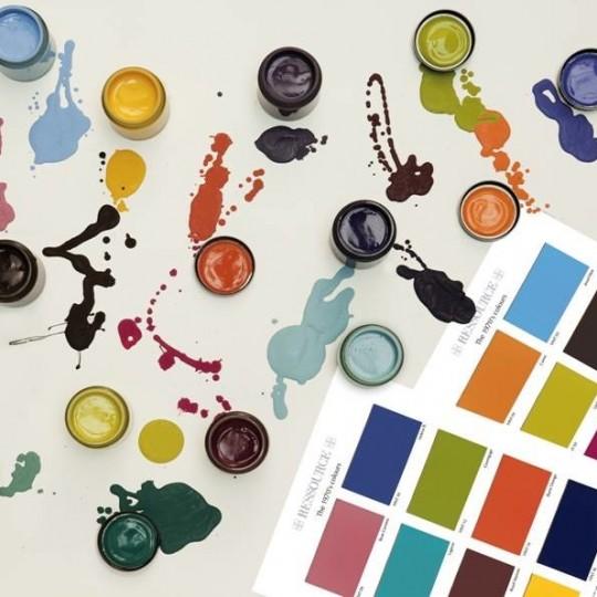 couleurs Peintures RESSOURCE  / RESSOURCE paint colours