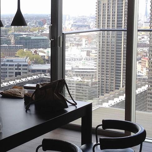 appartement, La City, Londres / The City, London flat