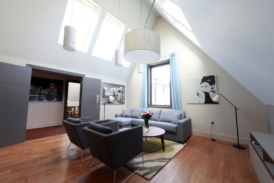 Cinq appartements style loft, Chiswick, Londres
